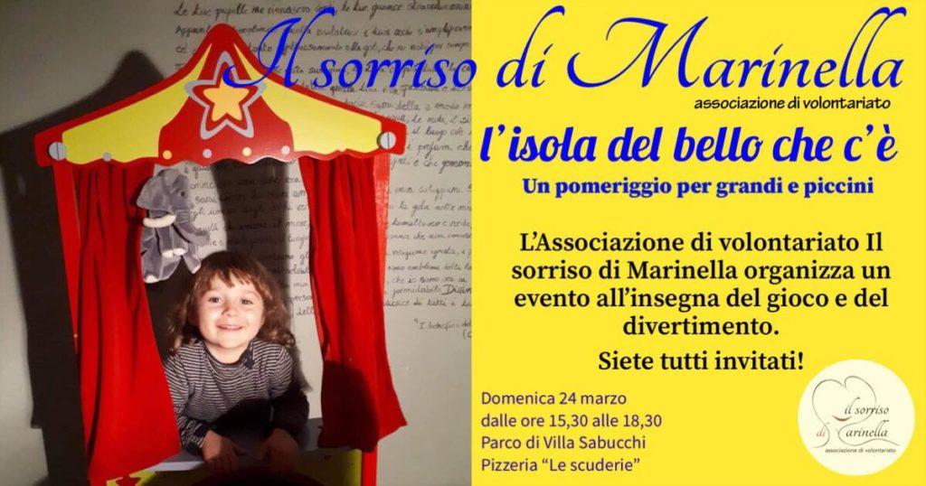 l'isola del bello che c'è - Associazione di volontariato Il Sorriso di Marinella Pescara - Abruzzo